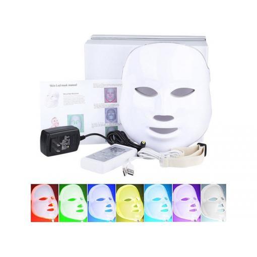 Máscara Leds Fototerapia